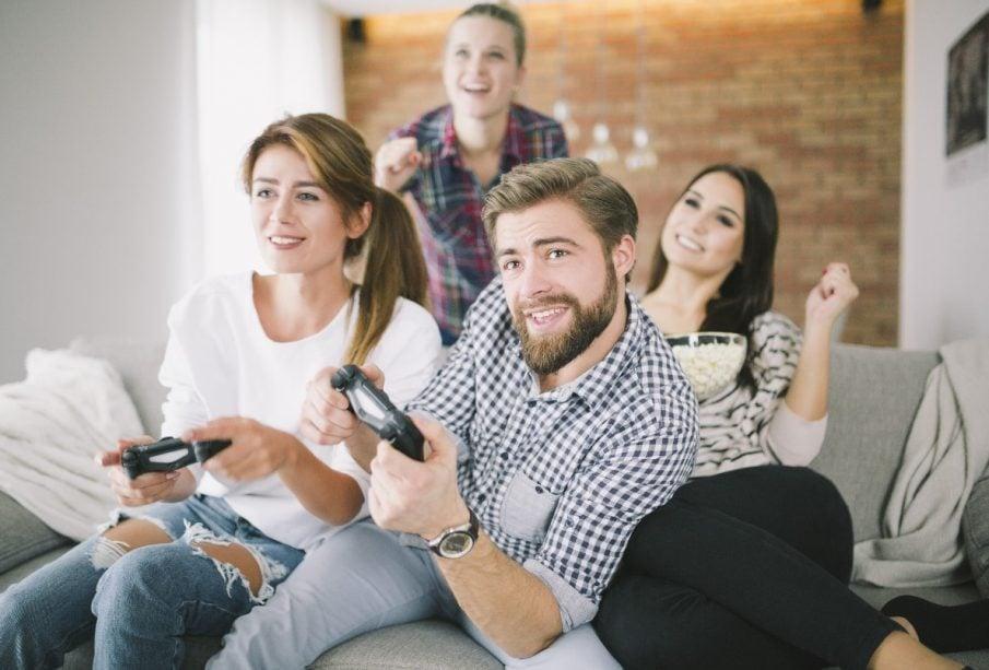 Najlepsze gry PS4 na imprezę