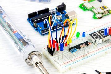 Akcesoria do samodzielnej nauki elektroniki